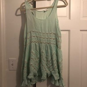 Free people mint coverup